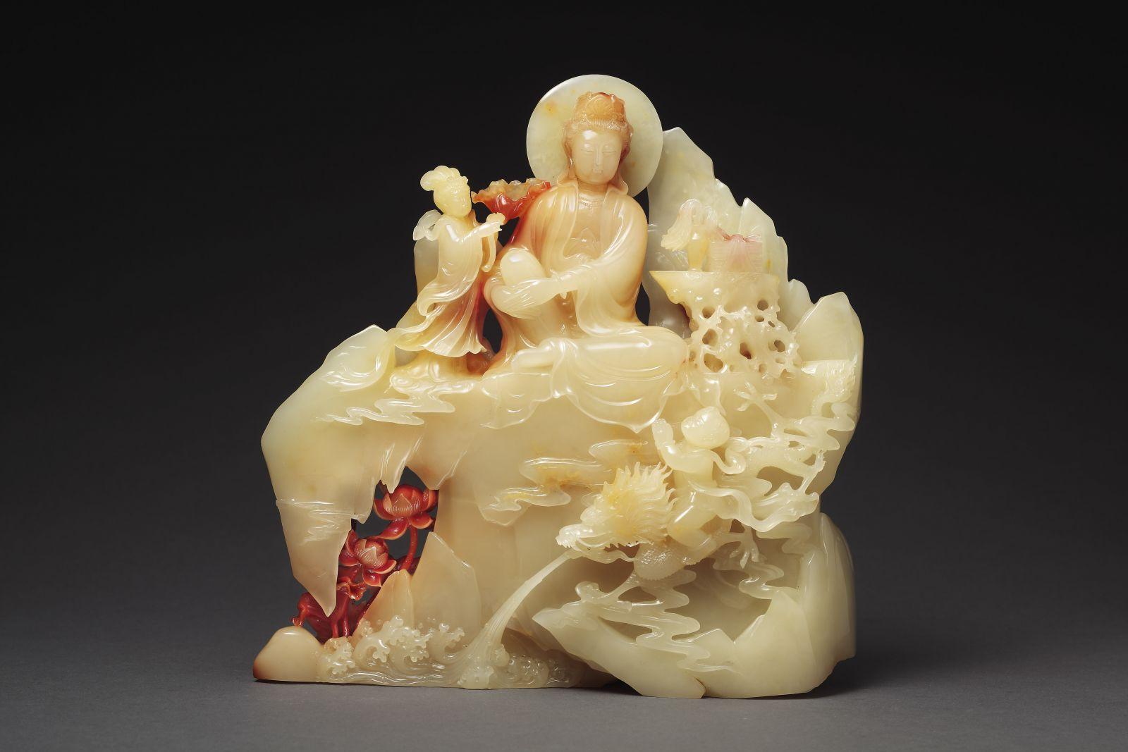 芙蓉石精美雕刻    13 - h_x_y_123456 - 何晓昱的艺术博客